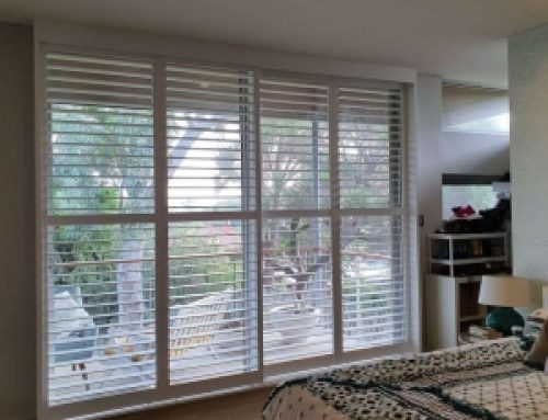 Can I Put Shutters On My Sliding Door?