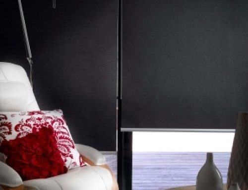 Can You See Through Roller Blinds At Night?
